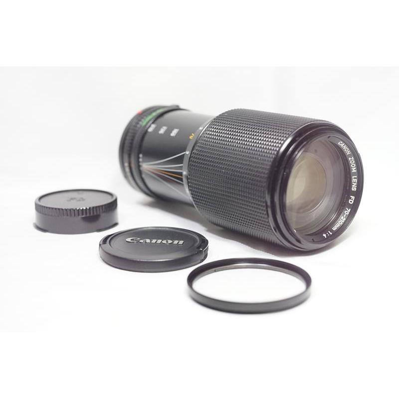 大光圈變焦 CANON FD 70-210mm F4
