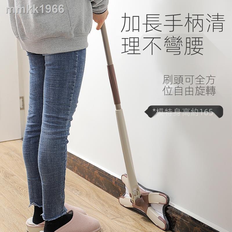 居家小工具·居家神器 免手洗拖把家用平板懶人拖布托把干濕兩用地板一拖凈旋轉拖地神器