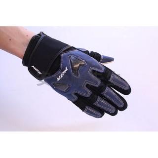 【安全帽先生】M2R G-09 G09 碳纖維 護具休閒 短 手套 CARBON 藍 /  黑
