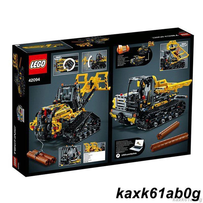 全新 LEGO樂高 42094 Technic科技 履帶式裝卸機 2019新款