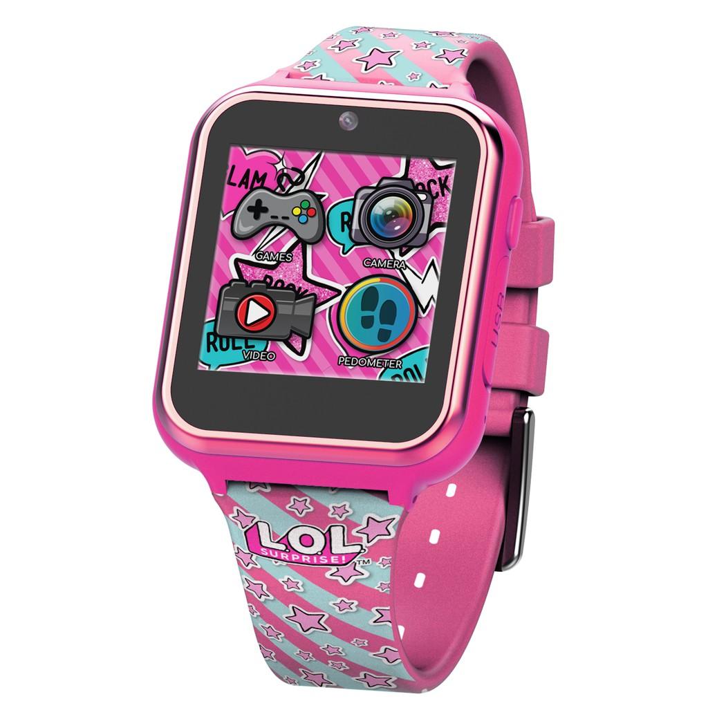 C❤️正版❤️美國 LOL Surprise 錄音 錄影 遊戲 智能手錶 手錶 觸控螢幕 智慧手錶 驚喜寶貝