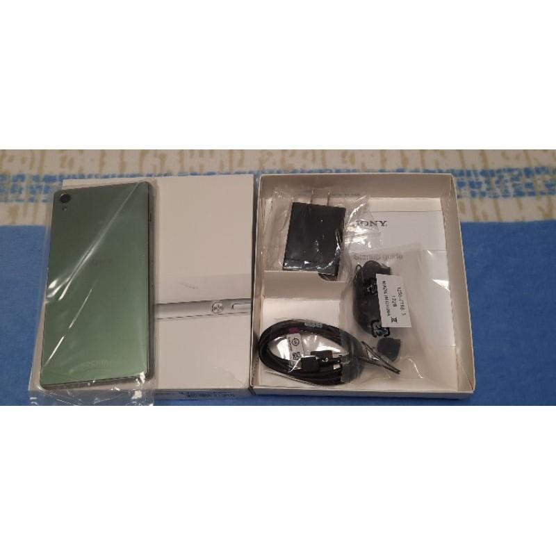 【二手】Sony 索尼 Xperia Z3 D6653 銀箔綠 九成新 可當安博小平板