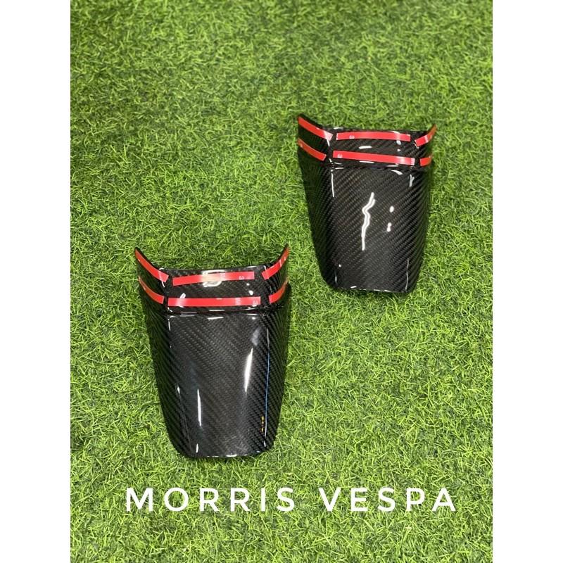 [ Morris Vespa ] Carbon 前土除 加長 擋泥板 土除 衝刺 春天 GTS GTV LX S LT