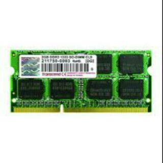金士頓 創見 SK 威剛  三星 4G 8G ddr3 1333 1600 8、16顆粒 筆記型記憶體 臺北市