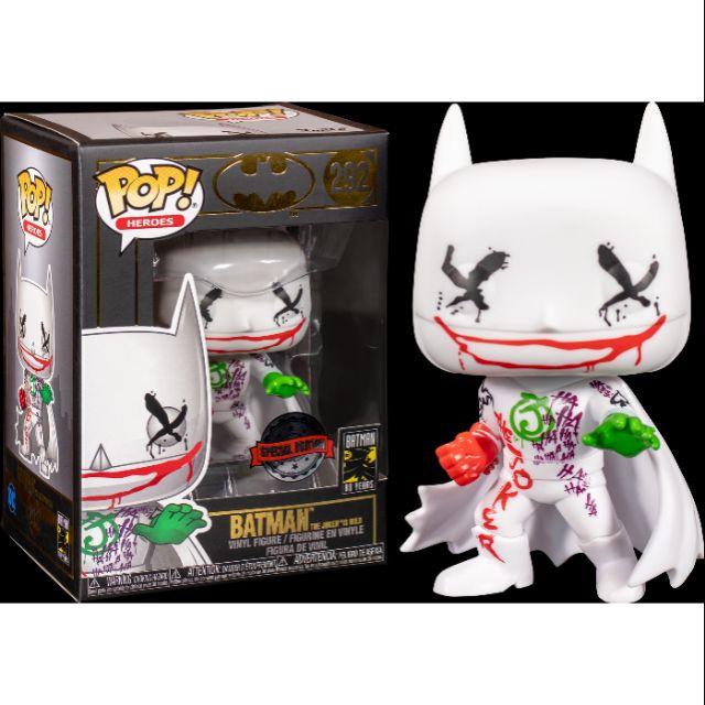 柴寶趣 現貨 FUNKO POP 292 小丑蝙蝠俠 塗鴉 BATMAN JOKER澳洲空運 正版