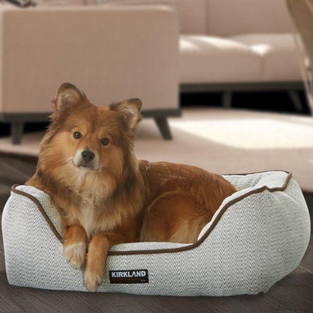 Costco代購  Kirkland Signature 科克蘭 長方形寵物床