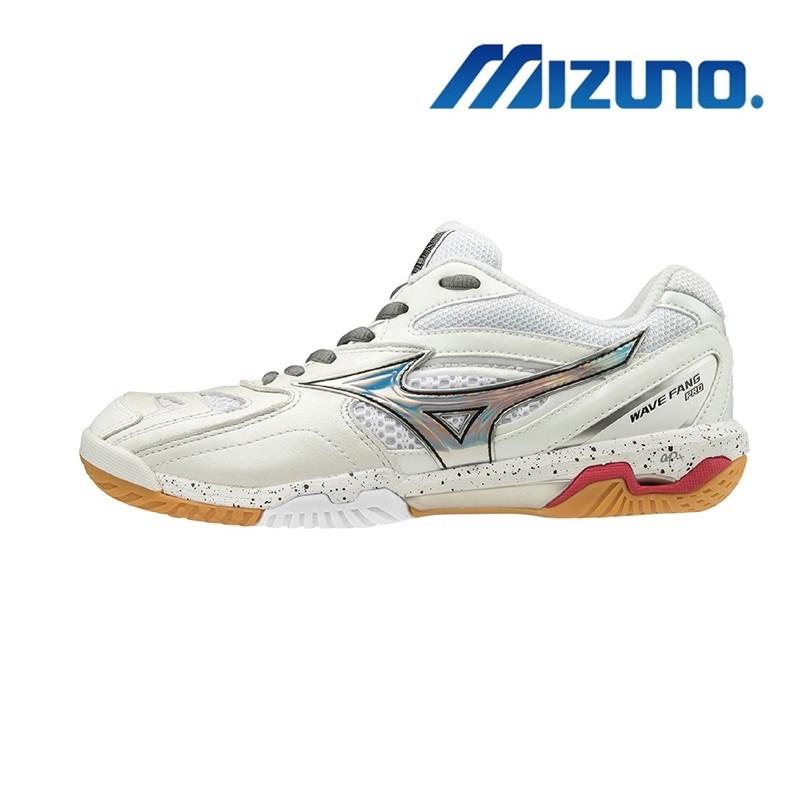 新 正品6折 美津濃 WAVE FANG PRO 羽球鞋 女鞋25.5號