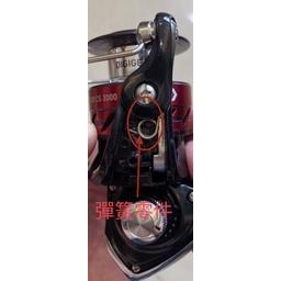 Daiwa sweepfire 2b cs 3000型 紡車式捲線器零件 拋線環彈簧 攔線架彈簧 卡簧 不鏽鋼彈簧壓簧