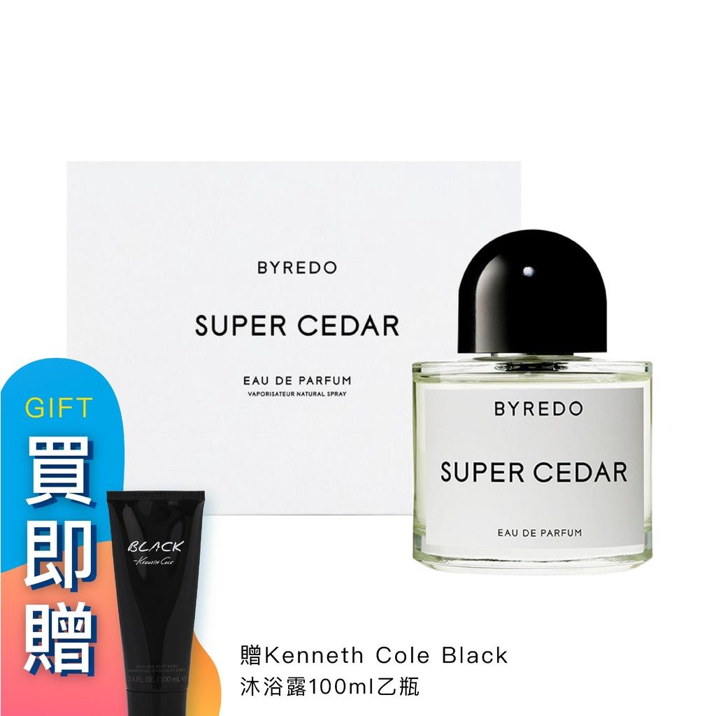 BYREDO Super Cedar 北國之春 淡香精 100ml〔 10點半香水美妝 〕