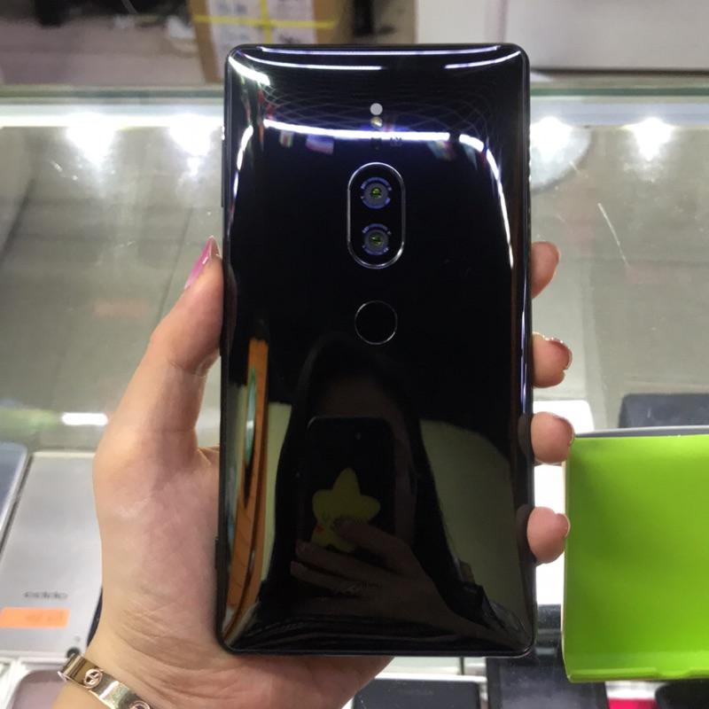 含發票 臺版 Sony XZ2 premium 5.8吋 4K 6+64G 二手機 實體店 台中 永和 超商取貨付款