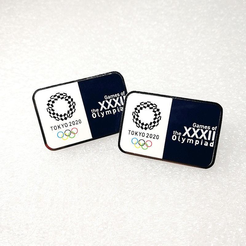 2020奧運徽章奧運紀念徽章金屬徽章奧運徽章2020Zero Studio💕