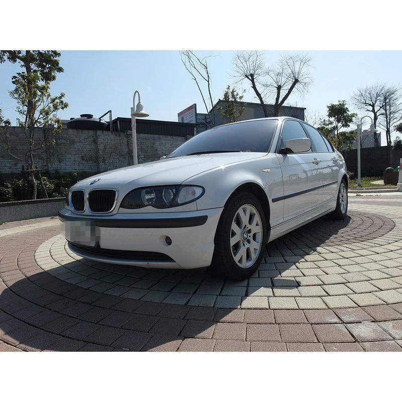 2002年 BMW 318