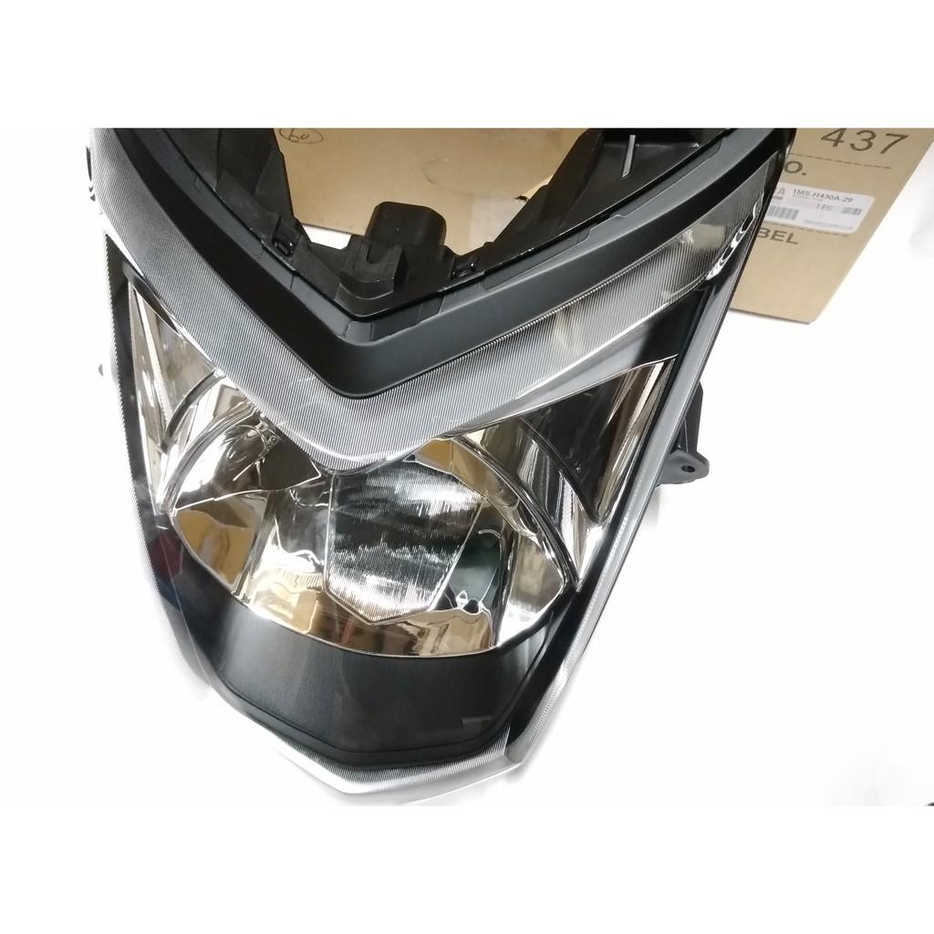 YAMAHA 山葉 原廠 勁戰 三代 125 霧黑 (不含燈) 大燈 大燈殼 大燈罩 大燈組