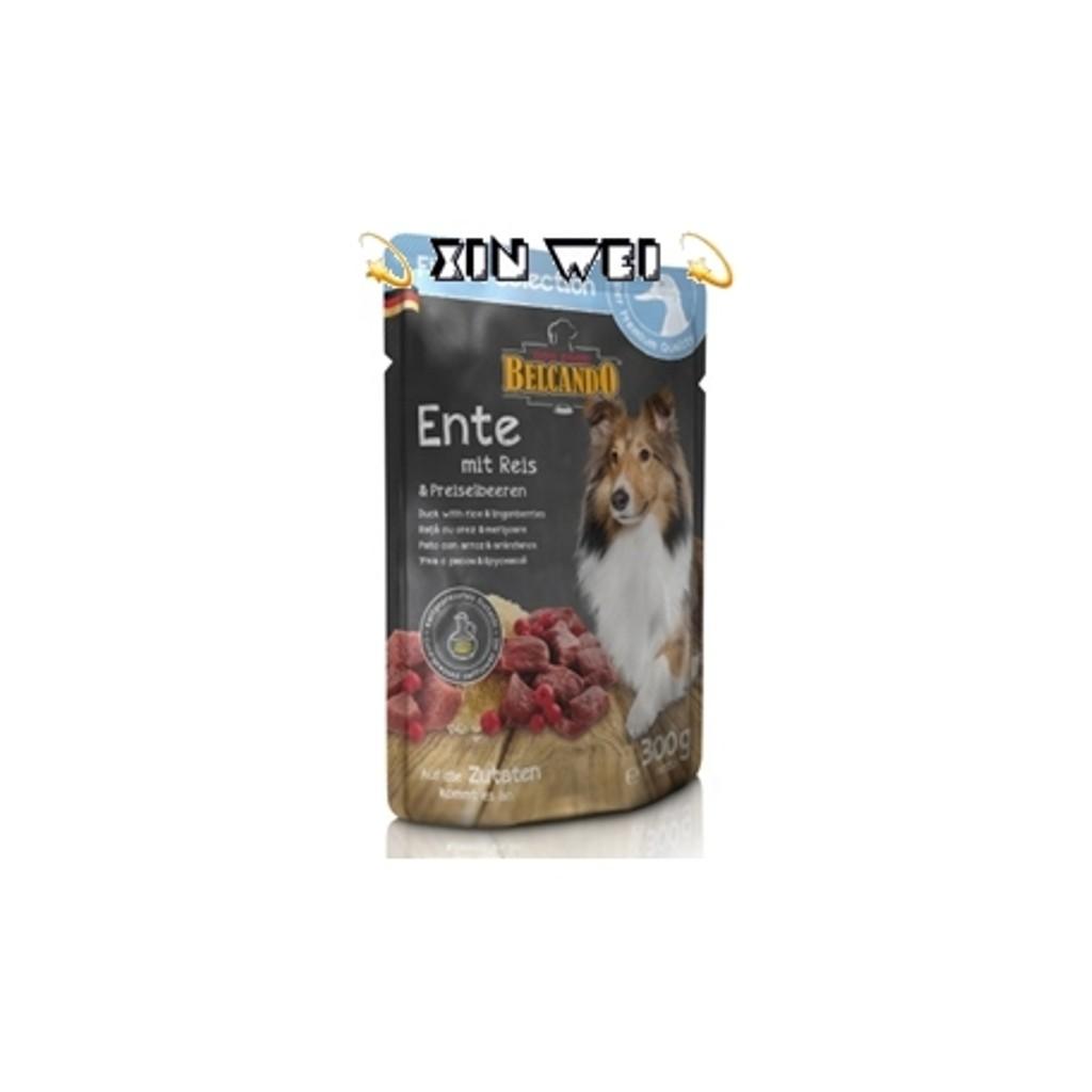 德國柏肯特-犬主食鮮肉包《XinWei》