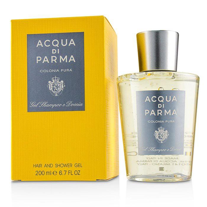 帕爾瑪之水 - 克羅尼亞古洗髮沐浴膠 Colonia Pura Hair & Shower Gel