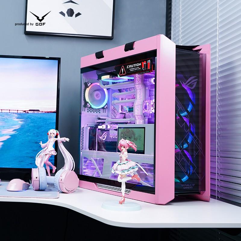 【小可愛】GOF水冷R9 5900X/5950X/5800X/3090/3080 rog全家桶整機電腦主機