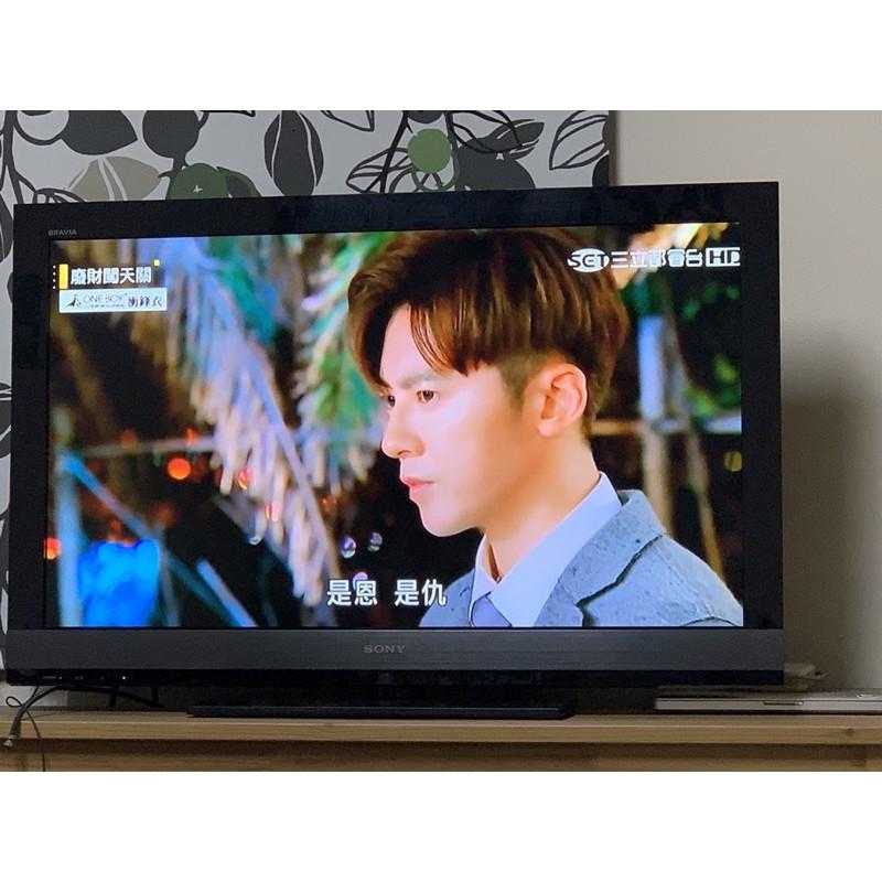 <亞當嚴選>sony kdl-40ex700 二手電視