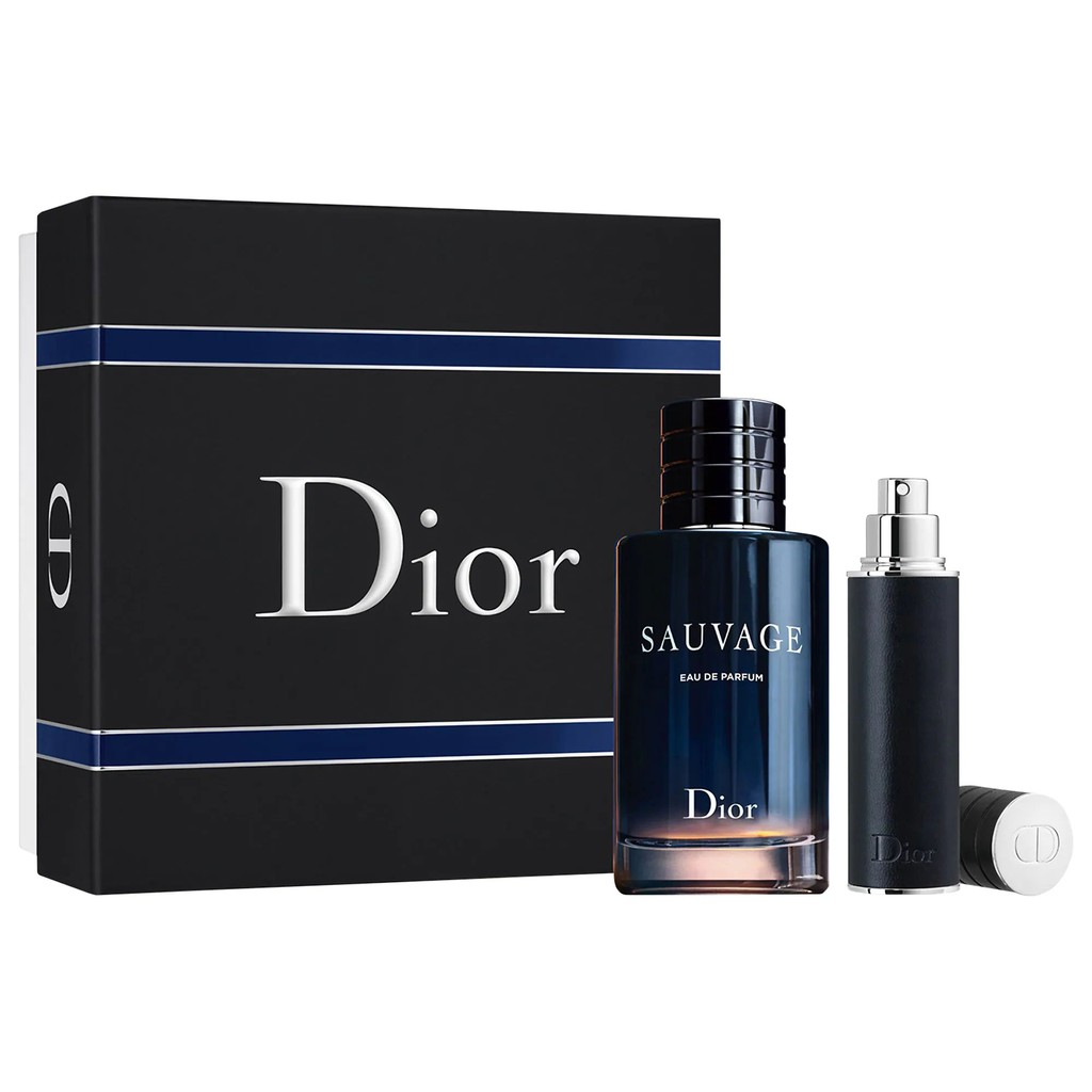 Dior 迪奧 曠野之心男性淡香精禮盒組 100ml +10ml 強尼戴普代言 時髦男香 SP嚴選家