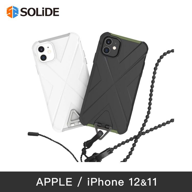 SOLiDE | iPhone 12/11系列 | INCODER聯名防摔殼黑帝斯 領券折300 最潮手機殼