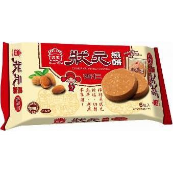 義美狀元煎餅-杏仁