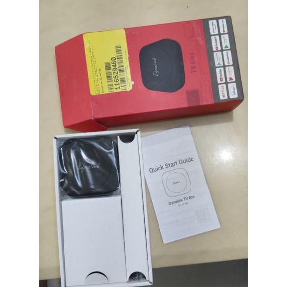 Dynalink tv box 安卓電視盒