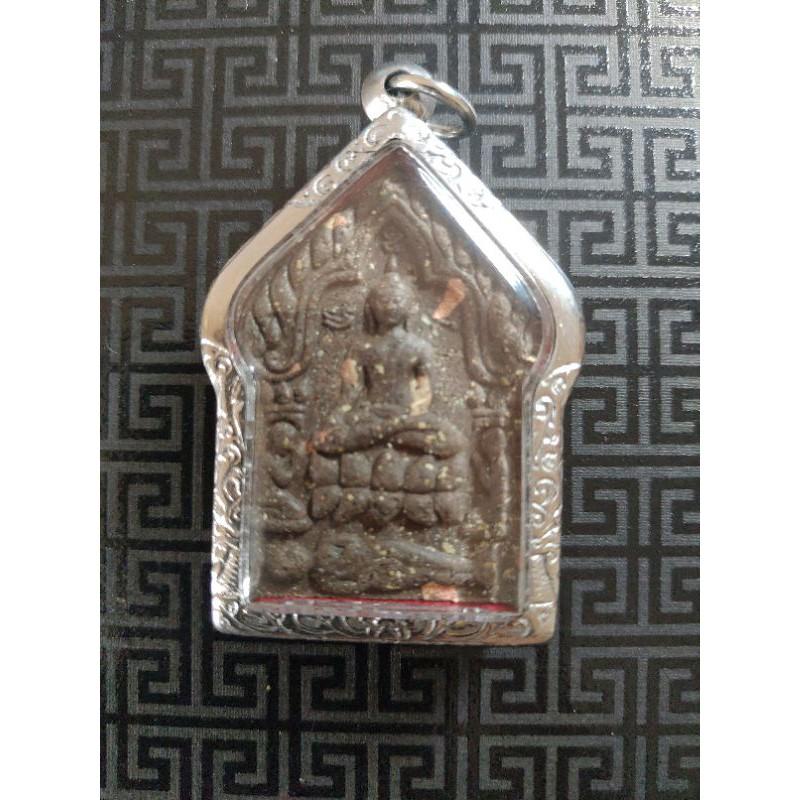 帕阿贊蘇拉彭-阿贊誒 佛曆2562年 59靈坤平 /七墳土銀符管版
