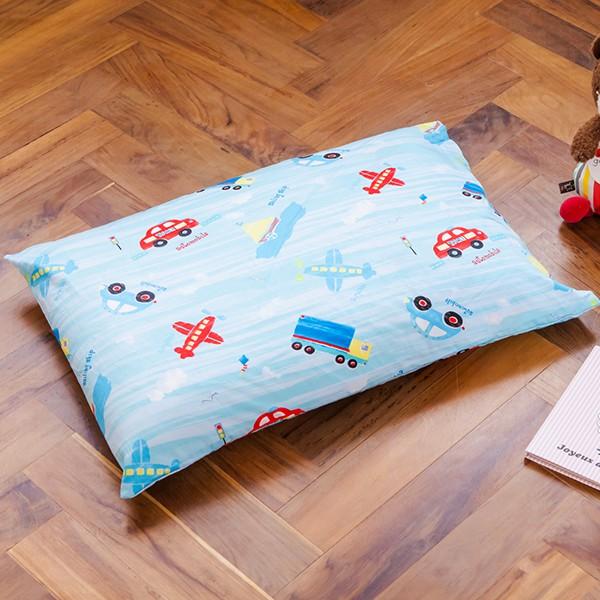 鴻宇 兒童乳膠枕 夢想號 防蹣抗菌 美國棉授權品牌 台灣製