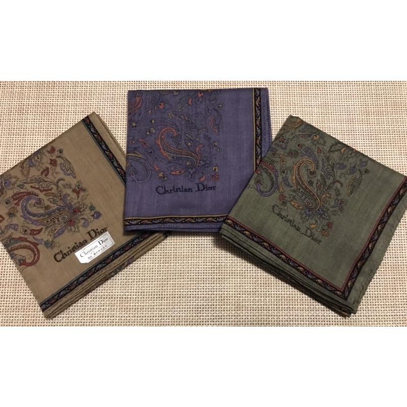 日本手帕 Christian Dior   no. 24-41 42 43