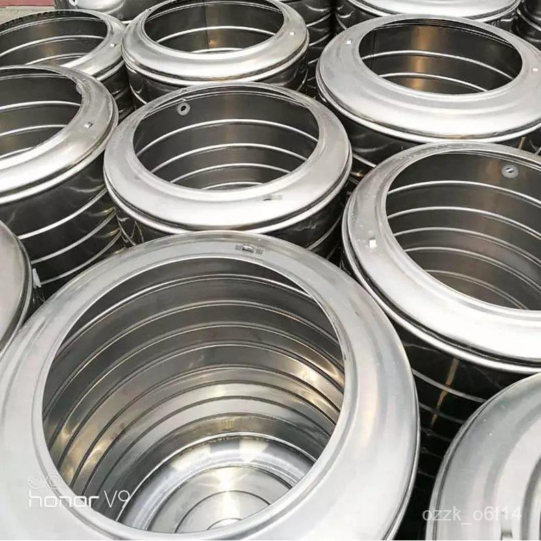 304不銹鋼水箱儲水桶立式加厚水塔酒罐家用太陽能樓頂蓄水儲水罐 kY9j
