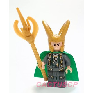 #玩樂高 LEGO 超級英雄 洛基 含權杖 6867 6868 6869  ( 10721 可參考 ) 高雄市