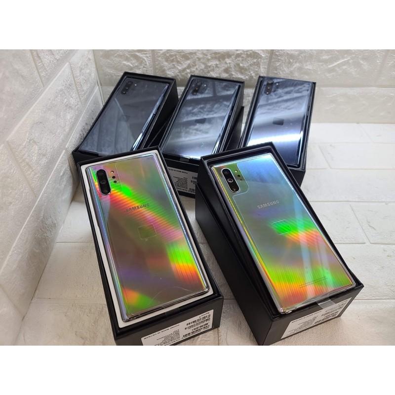 99%新 三星 SamSung Note 10+ 256G  note10+ 12/256 6.8吋 美版單卡 高通