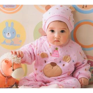 『BENNY-秋冬童裝』75058 熊兔派對兩用兔裝+帽(70/ 80cm) ☆出清熱賣☆ 屏東縣