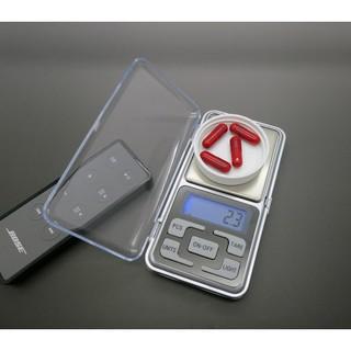 開發票【 送高品質電池! 】精密電子秤0.1g~1KG 【0.1g~1008g!】珠寶秤 迷你秤【M0001】 臺北市