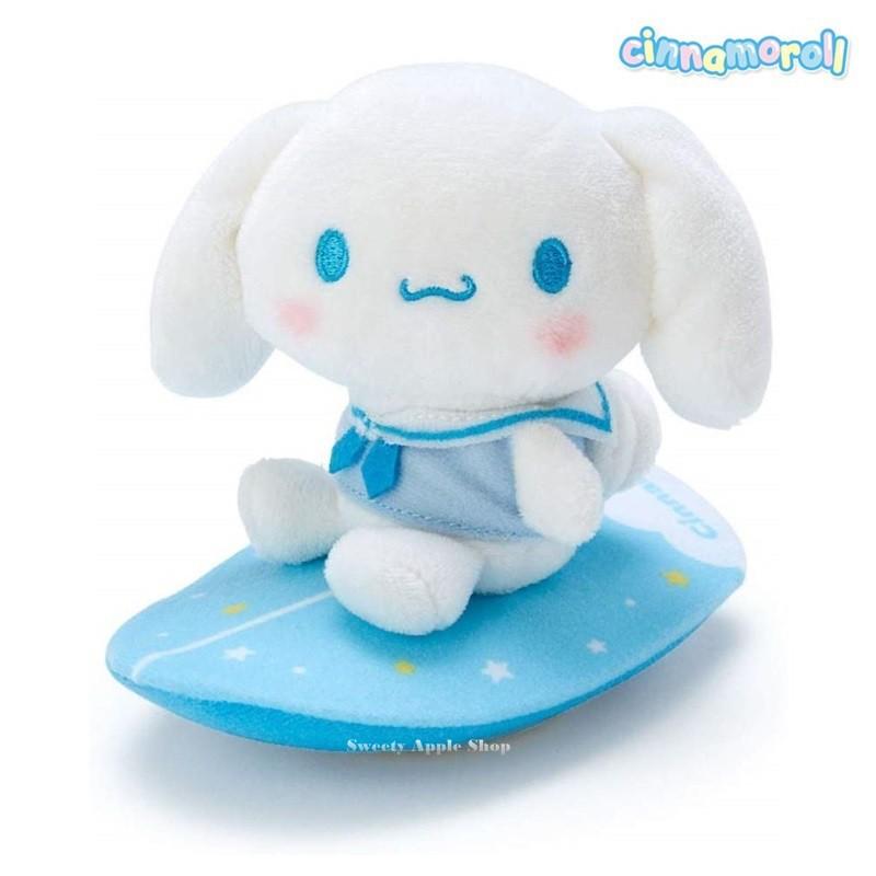 三麗鷗【 SAS日本限定 】大耳狗 衝浪版 迴力車 玩偶娃娃