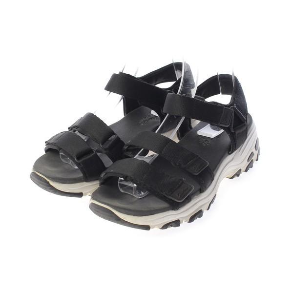 Skechers 涼鞋 運動涼鞋 運動鞋 健走鞋 記憶鞋墊 增高款 DLITES SANDAL 31514BLK