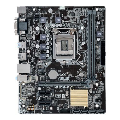 華碩 H110M-K DDR4 D4 註四年 【超商免運】