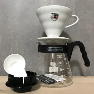 HARIO V60 02濾杯 玻璃壺 咖啡壺 系列 🇯🇵日本製 常銷精選特惠 VDC-02W VCS-02B 南投縣