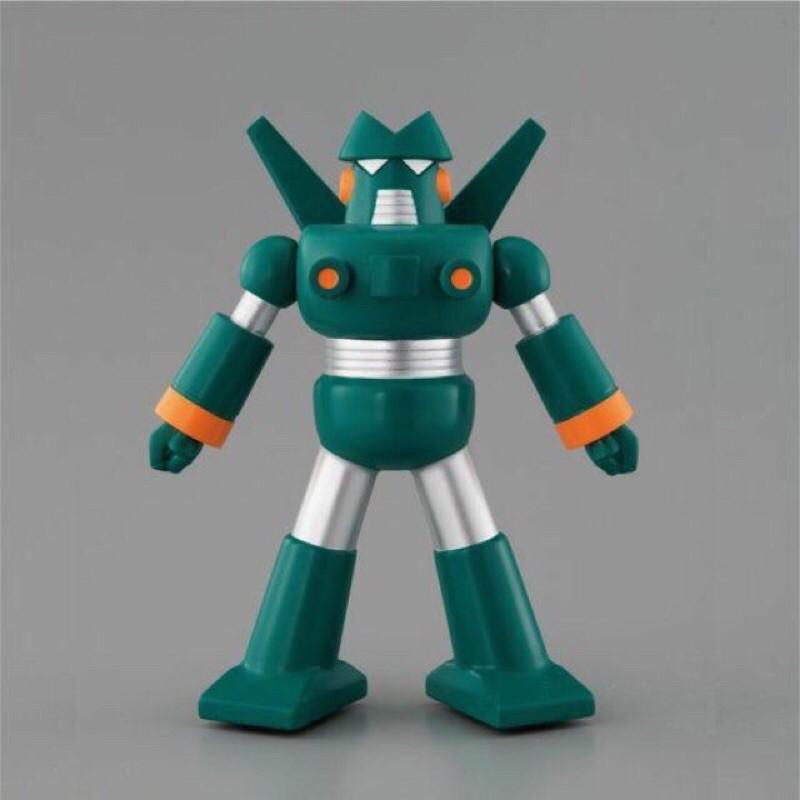 全新現貨 日版魂商店 萬代 蠟筆小新 鋼達姆機器人 康達姆機器人 BANDAI 鋼達姆 康達姆 軟膠 附玩具紙箱