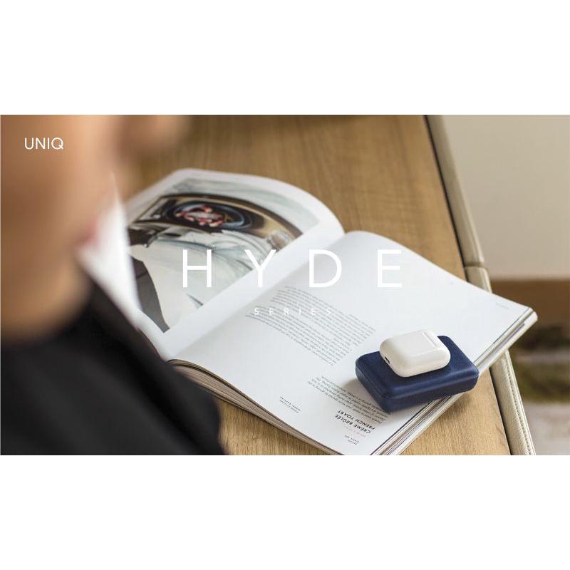 UNIQ HydeAir 10000mAh 聊聊可砍刀 無線快充帶螢幕支架 行動電源