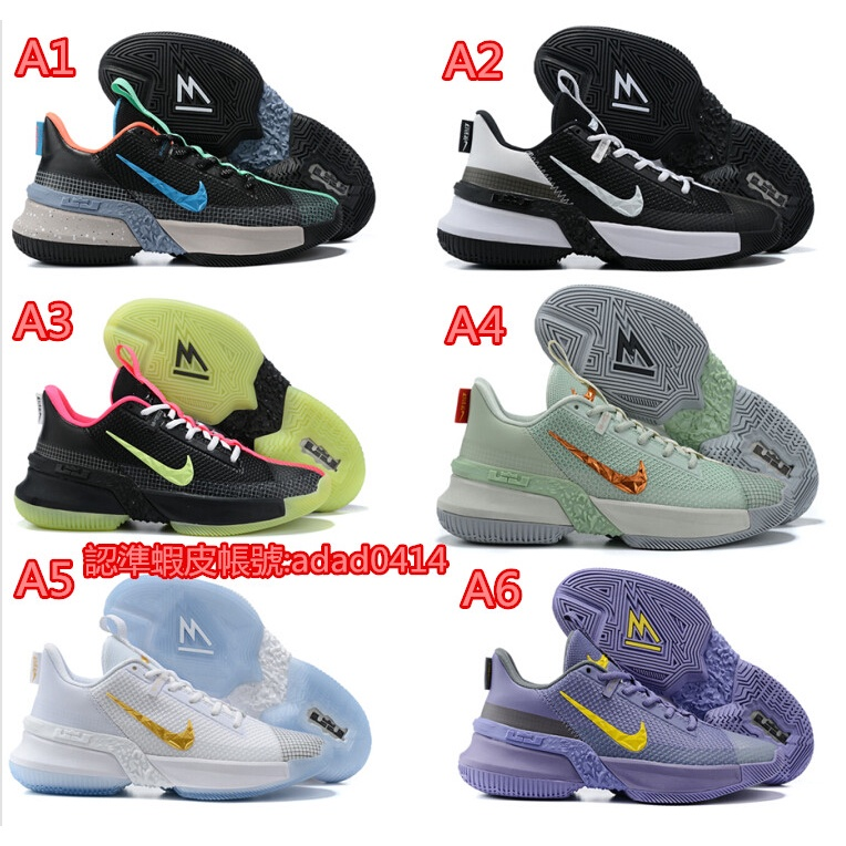 Nike LeBron AMBASSADOR XIII 詹姆斯13代 使節13 實戰籃球鞋