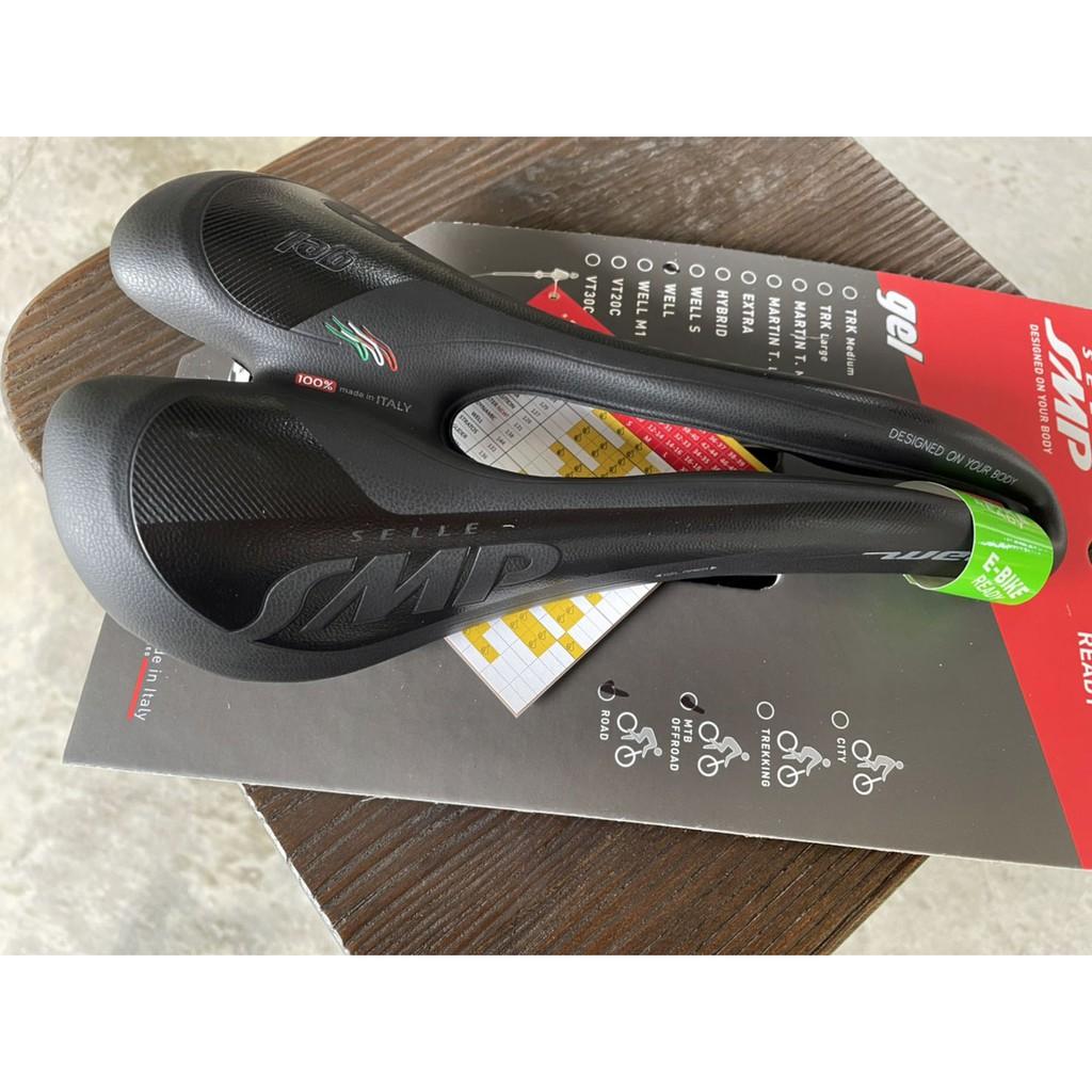 ~騎車趣~2021 SELLE SMP WELL gel矽膠 義大利 自行車 座墊 坐墊 公路車 登山越野車