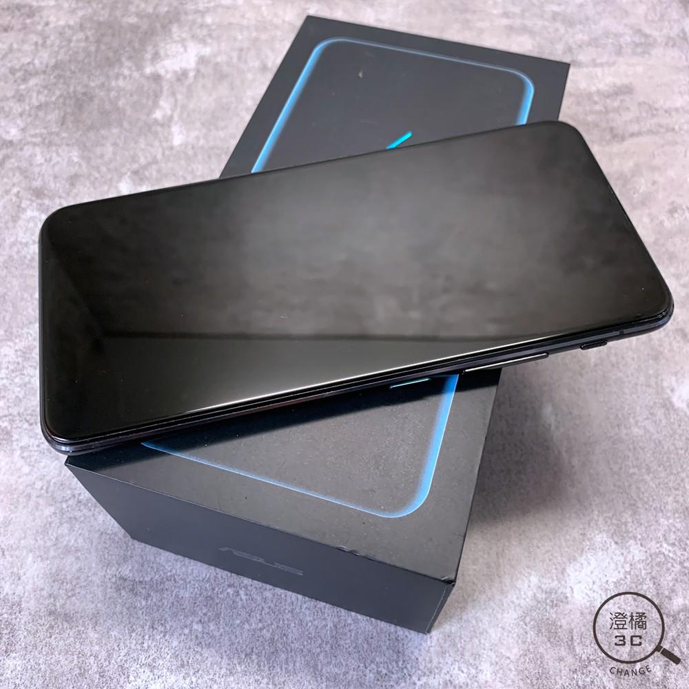 『澄橘』ASUS Zenfone 6 6G/128G 128GB ZS630KL (6.4吋) 霧黑 二手 A51571