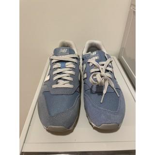 B315 門市試穿鞋 右腳較黃 New balance 996 水藍色 US7 男女鞋 復古 WL996CLE-D 新北市