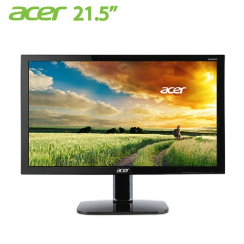 【22型】 Acer KA220HQ bi 21.5吋TN螢幕/1920x1080/5ms/不閃屏/瀘藍光