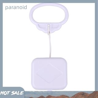 拉線音樂盒白色嬰兒嬰兒兒童床鈴搖鈴玩具禮物