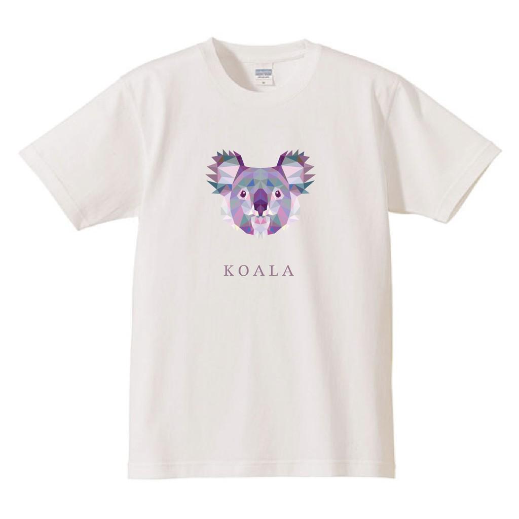 [kagin]-幾何無尾熊短T-幾何動物系列潮流Tshirt