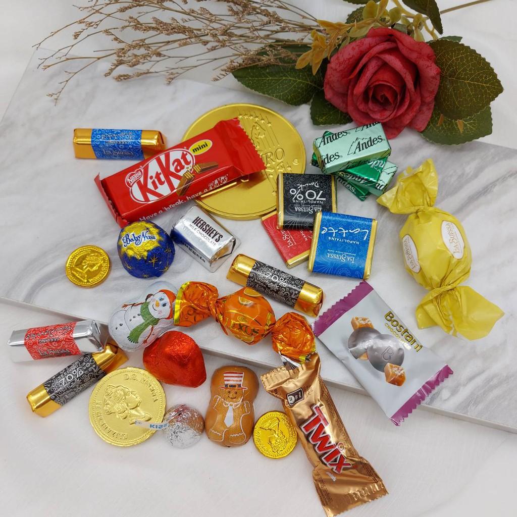 【嘴甜甜】 甜甜特選巧克力 200公克巧克力 超值包 夾心巧克力 巧克力系列 聖誕節 Christmas 交換禮物