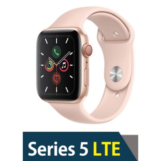 最高階可插卡智慧手錶Apple Watch Series 5 GPS+LTE版 44mm A2157(二手特價)