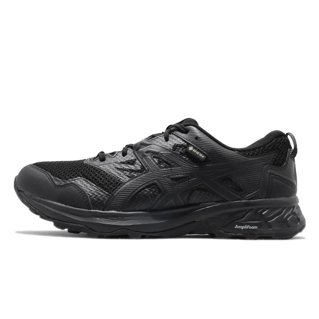 Asics 慢跑鞋 Gel-Sonoma 5 GTX 黑 灰 男鞋 防水  1011A660-001 亞瑟士 【ACS】
