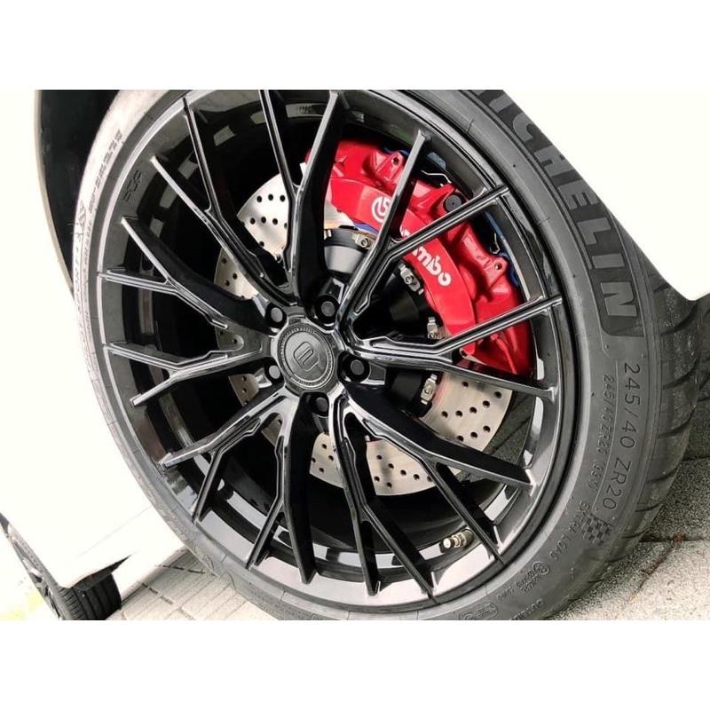 晟信 Toyota Alphard適用 HHC兩片式加大碟盤 煞車碟盤